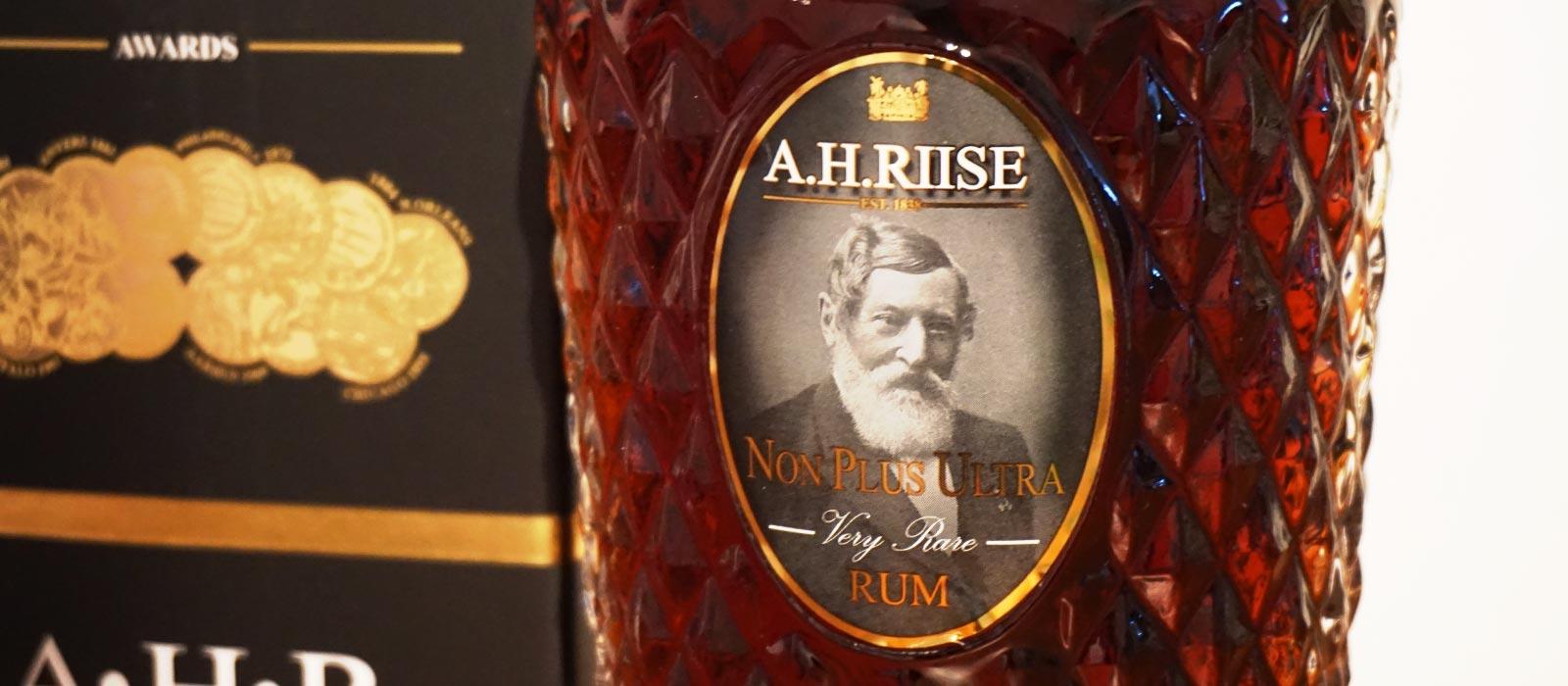 Femte plats 2017: A.H. Riise Non Plus Ultra