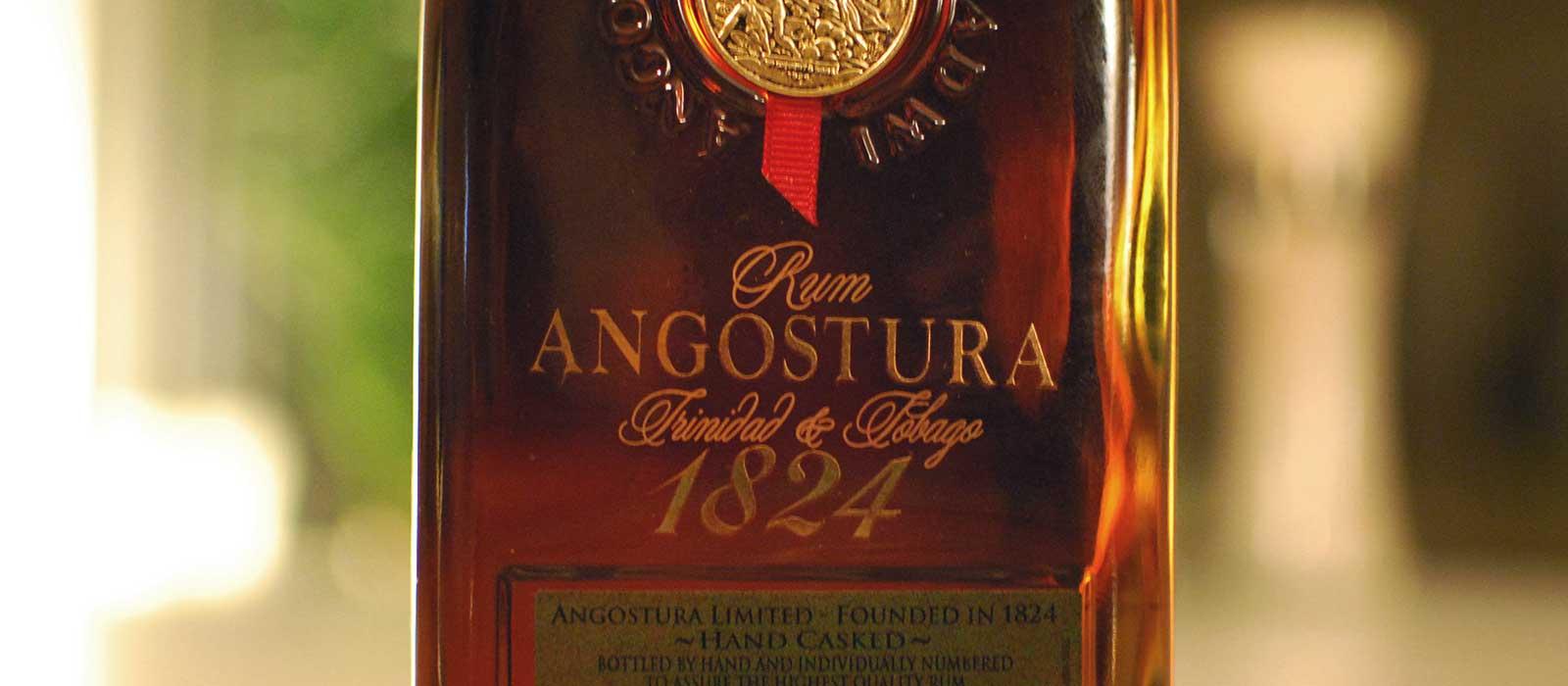 Tionde plats 2015:  Angostura 1824