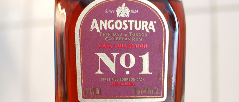 Guld 2014: Angostura No.1 Cask Collection