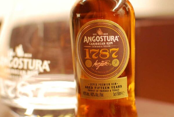 Silver 2015 Angostura No 1 Cask Collection Once Used