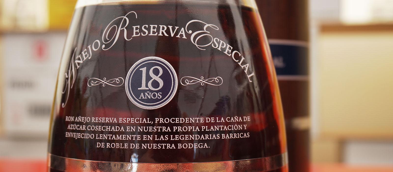 Månadens rom mars 2018: Arehucas Reserva Especial 18