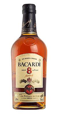 Bacardi 8