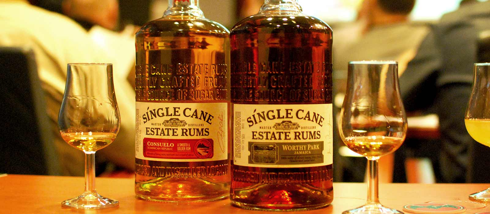Provning: Bacardi Single Cane Estate Rums