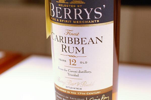 Berrys' Caribbean 12 Years