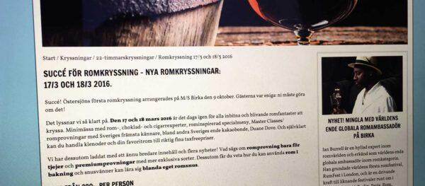 stockholm birka nätdejting flashback