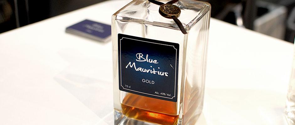 Blue Maurtitius Gold