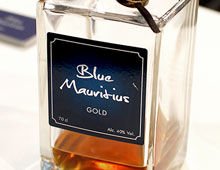 Blue Maurtitius Gold