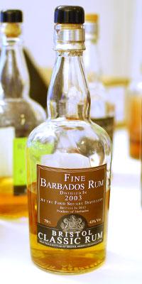 Bristol Barbados Foursquare 2003