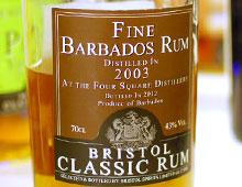 Bristol Fine Barbados Foursquare 2003