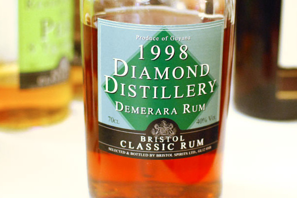 Bristol Diamond Distillery 1998