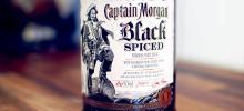 Nionde plats: Captain Morgan Black Spiced