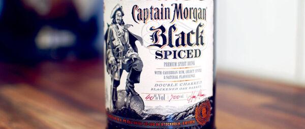 Captain Morgan Black Spiced