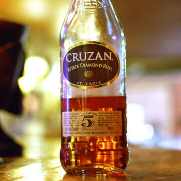 Cruzan Estate Diamond 5 years