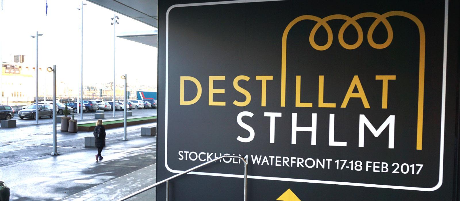 Bilder från Destillat Stockholm 2017