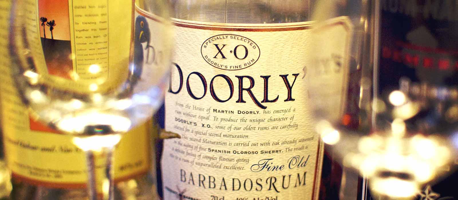 Nionde plats 2015: Doorly's XO