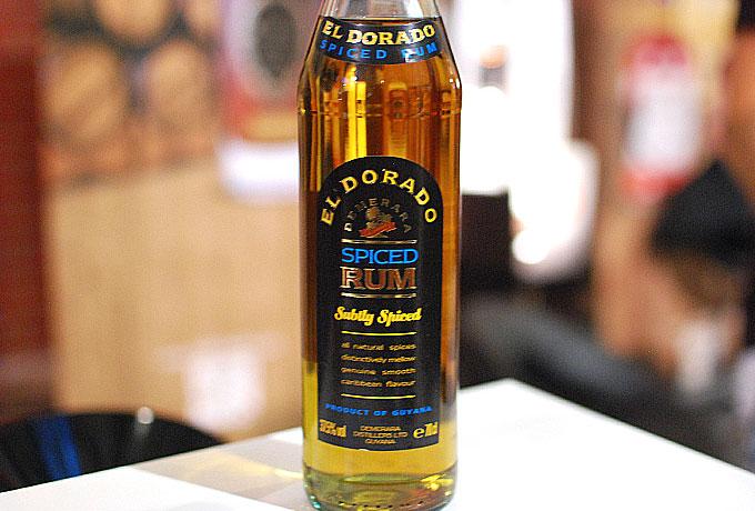 El Dorado Spiced