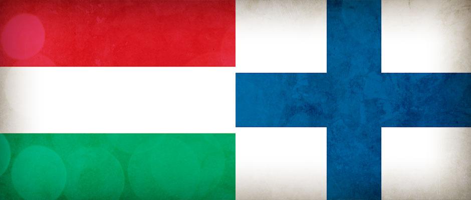 Ungern och Finland