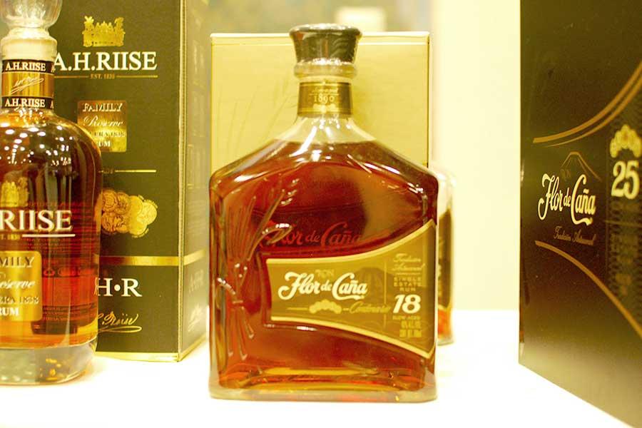Flor de Cana 18-årig, den nya flaskan