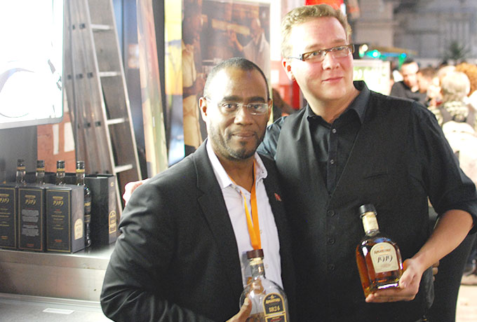 German Rum Festival 2013 - John Georges