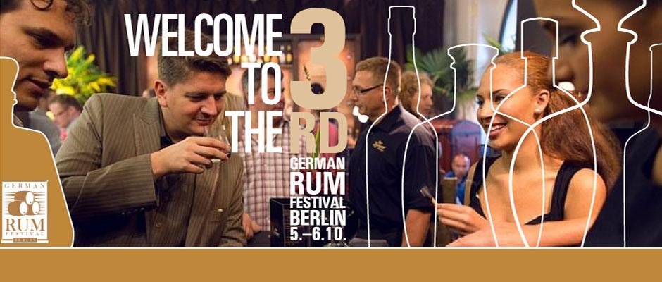 German Rum Festival 2013 närmar sig!