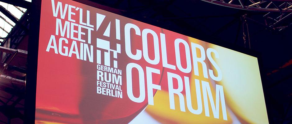 German Rum Festival 2014 – första omgången bilder!