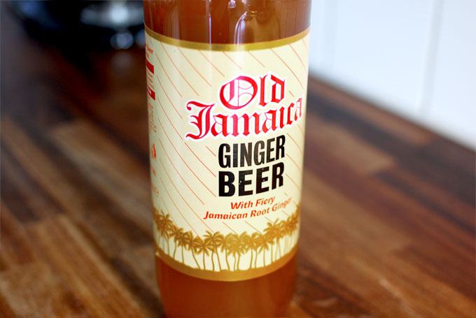 Old Jamaican Ginger Beer