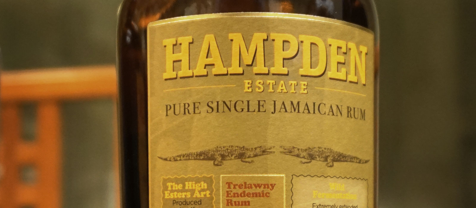 Månadens rom januari 2019: Hampden Estate Pure Single Jamaican Rum