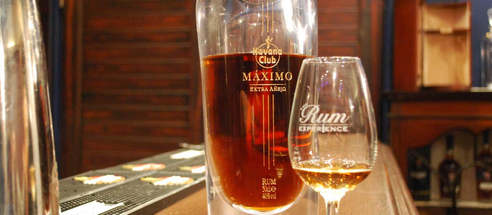 Sjätte plats 2015: Havana Club Maximo