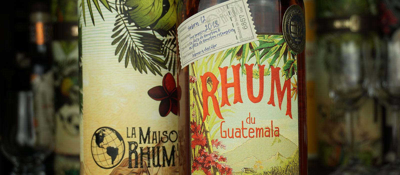 Sjätte plats 2020: La Maison du Rhum Guatemala Batch 2