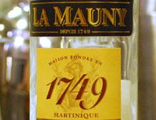 La Mauny 1749