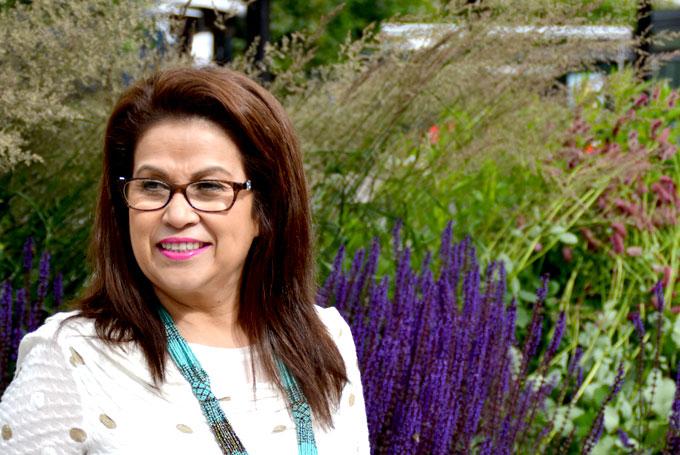 Lorena Vásquez, Master Blender Ron Zacapa
