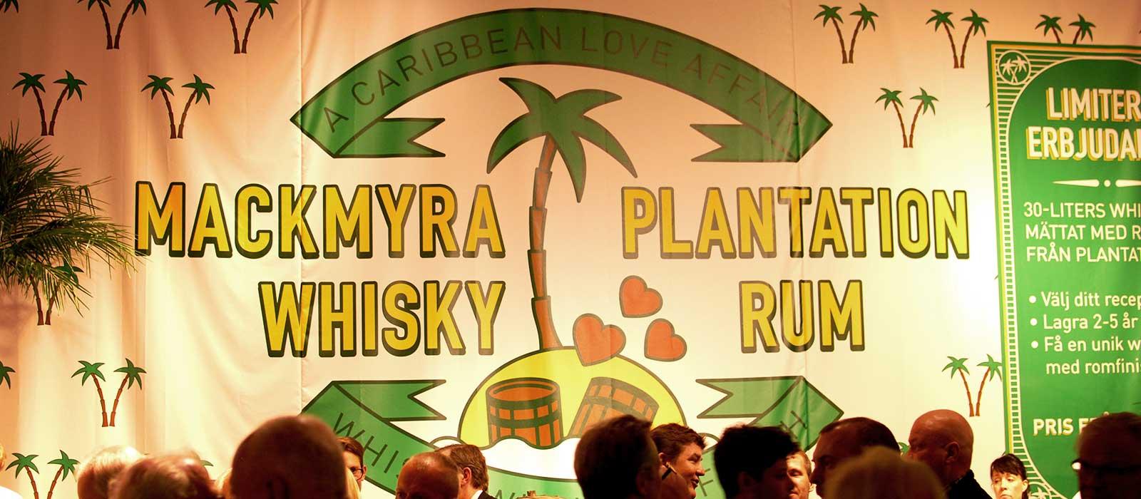 Mackmyra + Plantation