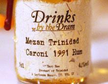 Mezan Trinidad Caroni 1991