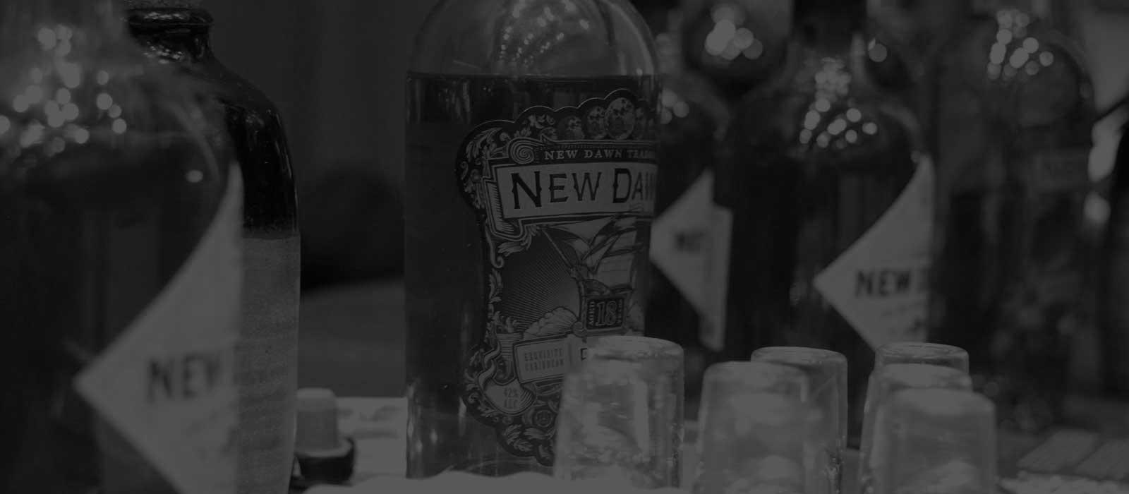 Brons 2015: New Dawn Rum 18