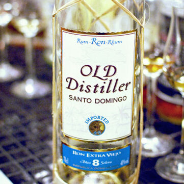 Old Distiller Santo Domingo