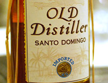 Old Distiller Santo Domingo 8