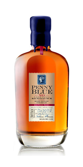 Penny Blue XO