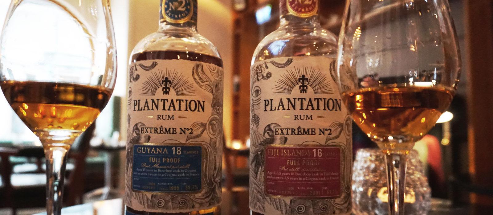 Provning av Plantation Extrême No.2