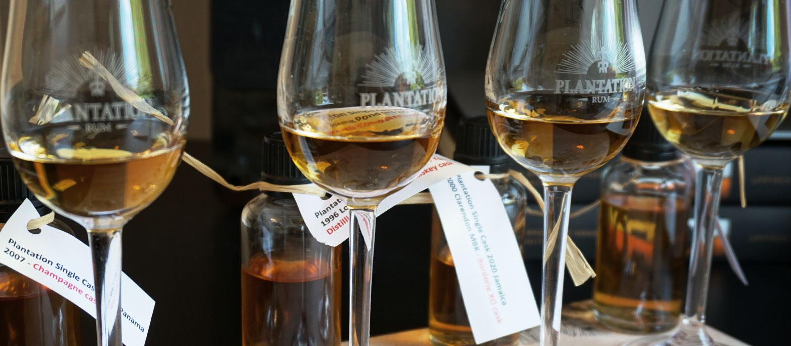 Fjärde plats 2020: Plantation Single Cask Panama 2007 Champagne cask