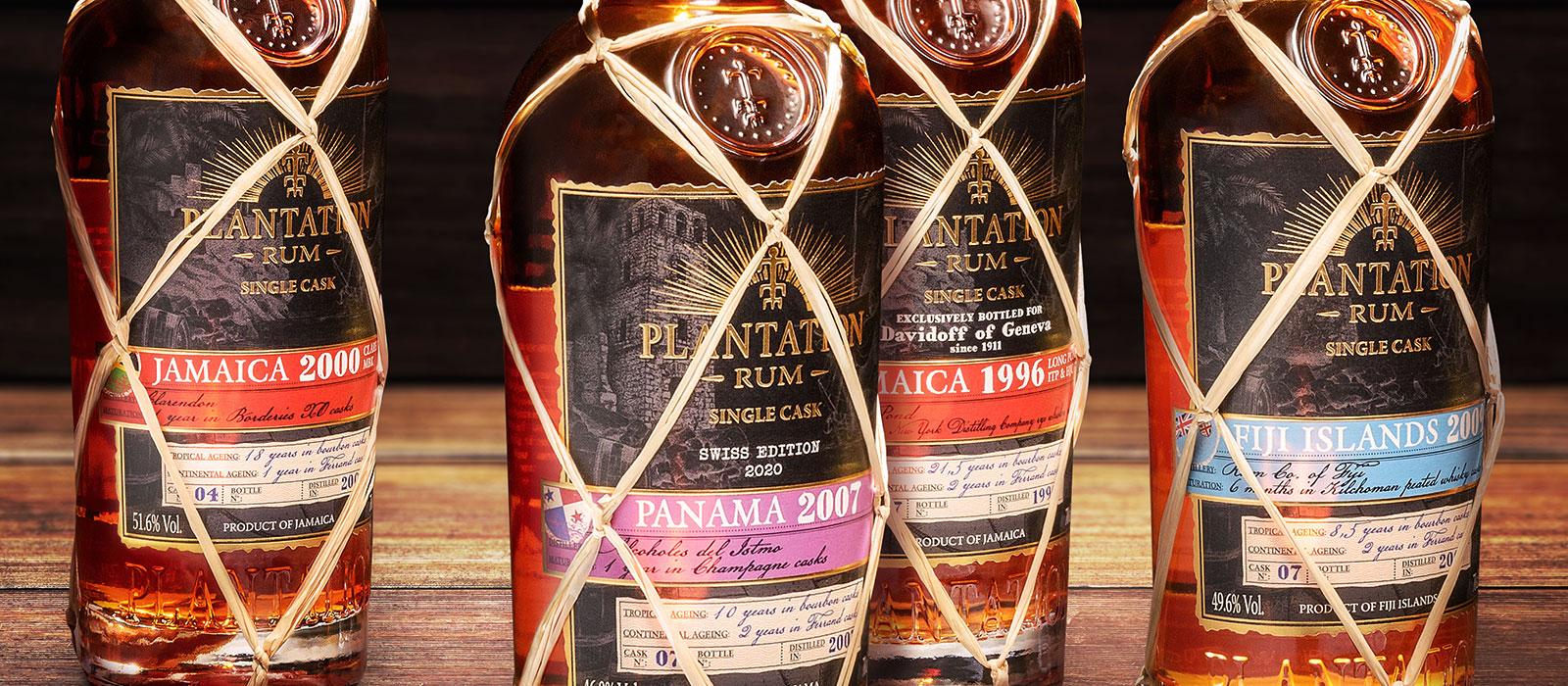 Plantation Rum Single Cask 2020