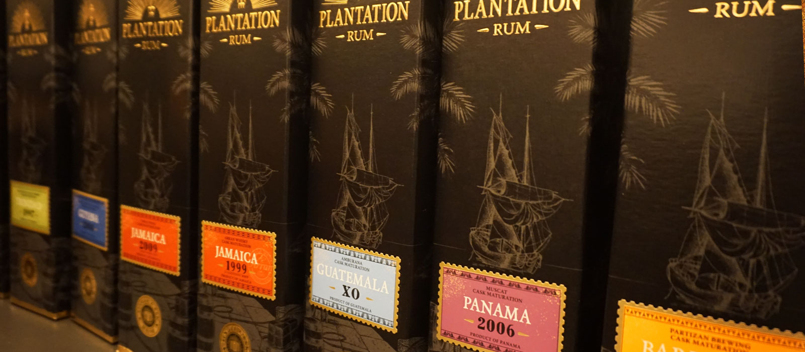 Sjunde plats 2019: Plantation Single Cask Panama 27 YO Teeling Whiskey Cask