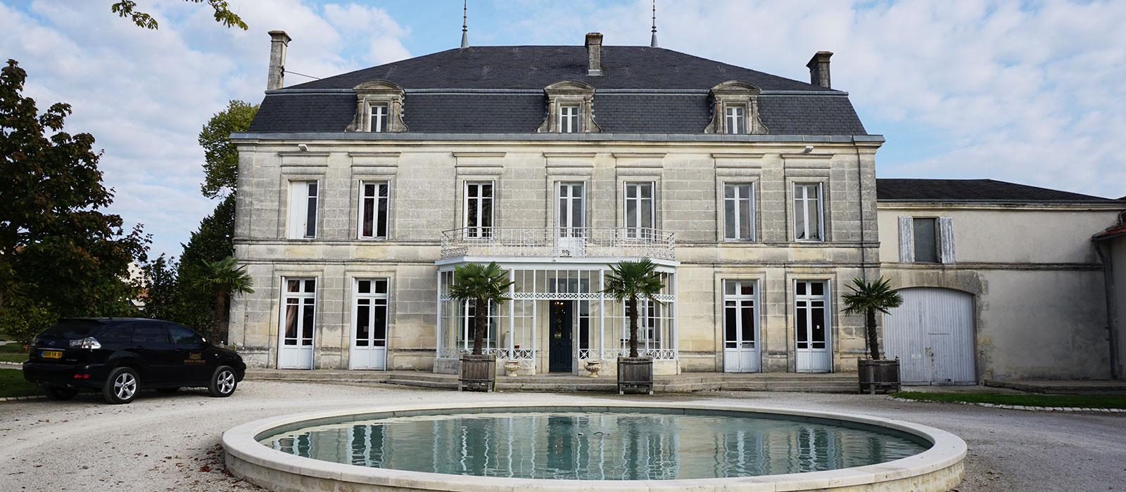 Besök hos Plantation i Cognac, 2018
