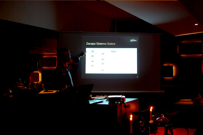Ron Zacapa Presentation