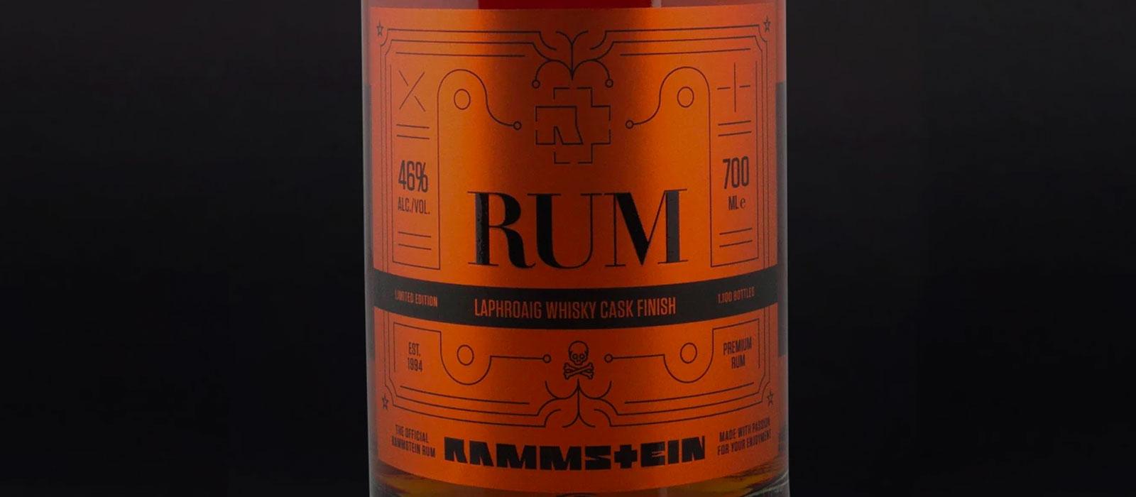 Rammstein Limited Edition 2021 på Systembolaget