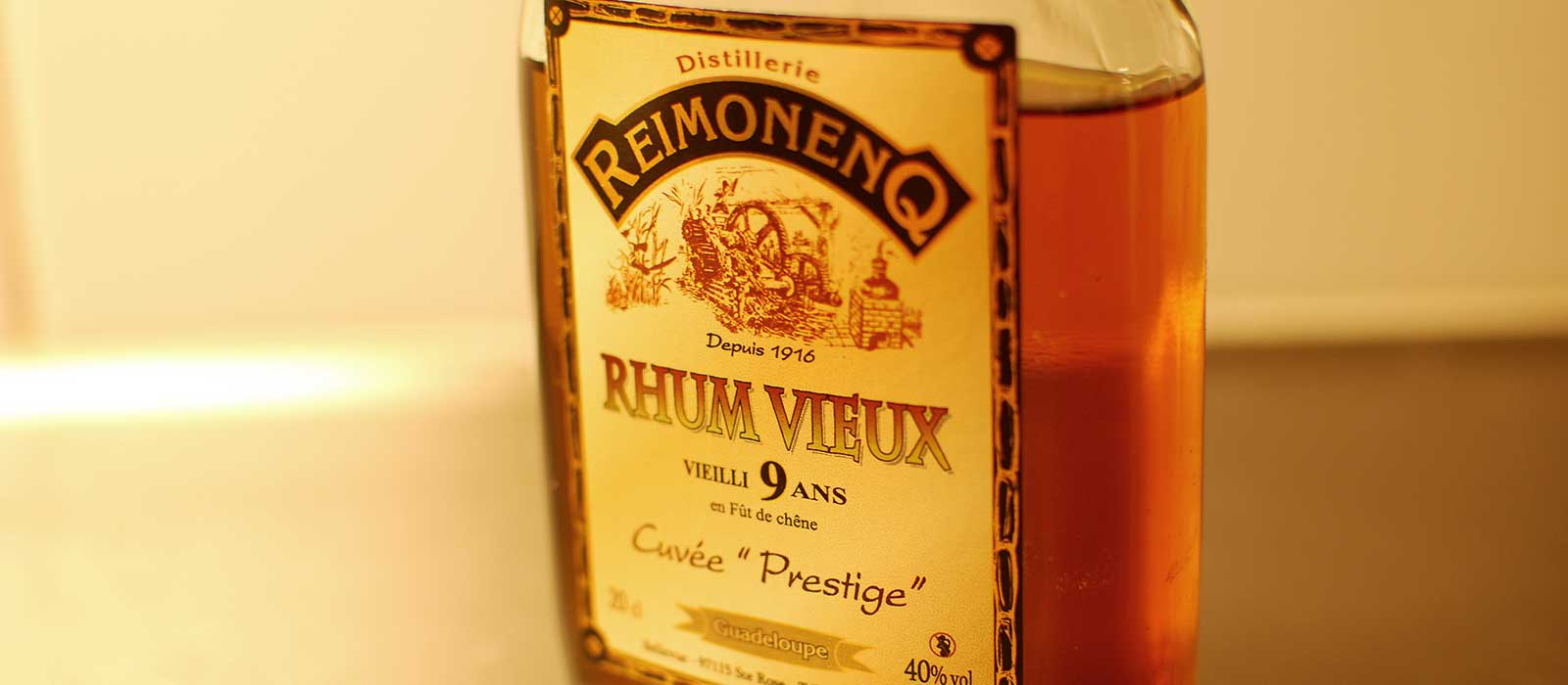 Månadens rom juli 2016– Reimonenq Cuvée Prestige 9