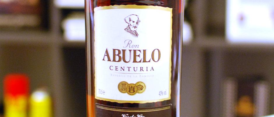 Månadens rom januari 2014 – Ron Abuelo Centuria