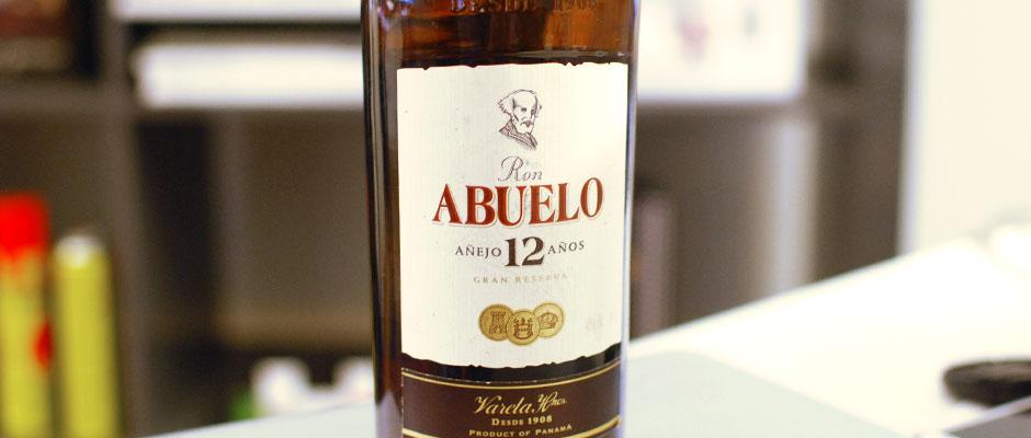 Femte plats: Ron Abuelo Gran Reserva 12