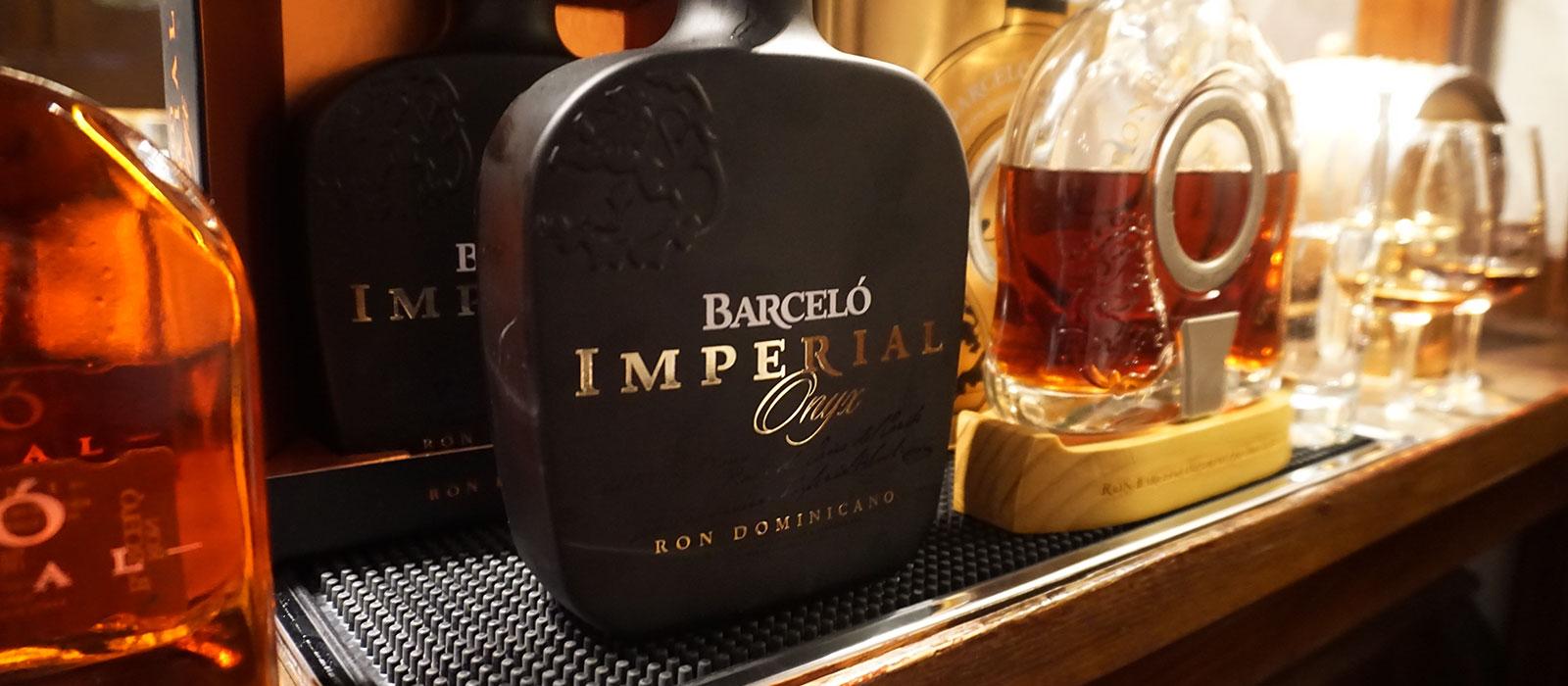 Ron Barceló Master Class på Hotel Diplomat Stockholm