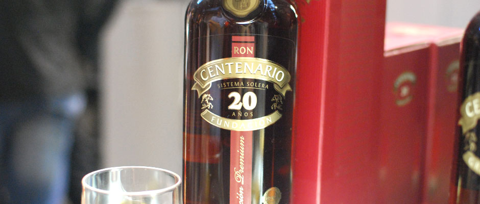 24 Days of Rum: Dag 2 – Ron Centenario Fundacion XX
