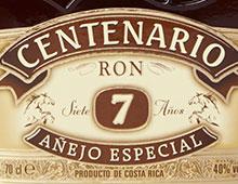 Ron Centenario 7 Anejo Especial